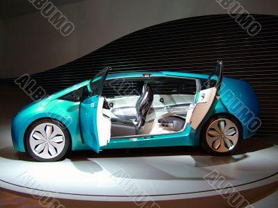 Toyota-the car of future