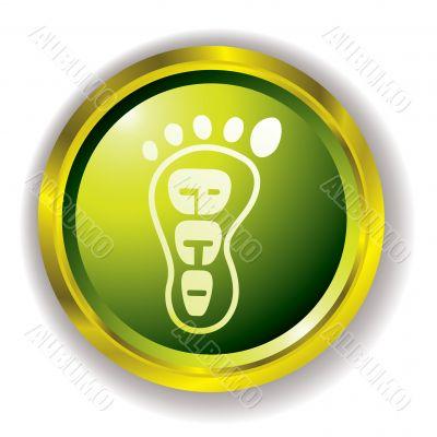 eco foot icon