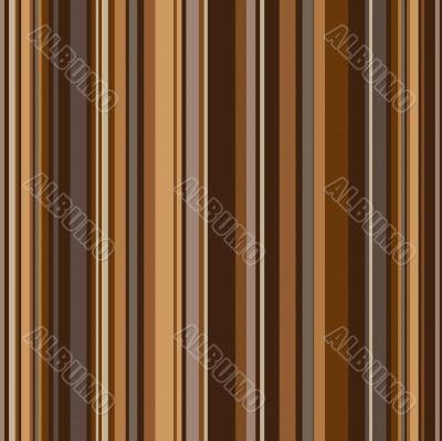 brown stripe retro