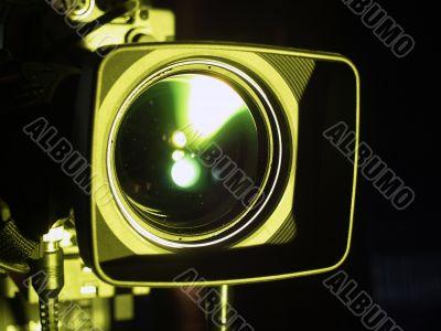 Optical lens of camcorder