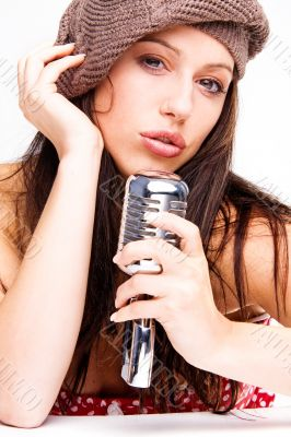sexy pop star