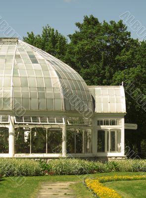 greenhouse conservatory