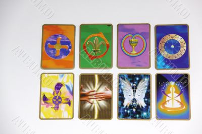 8 card reading  angel cards