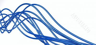 blue cables