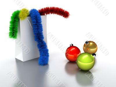 Gift and Christmas toys