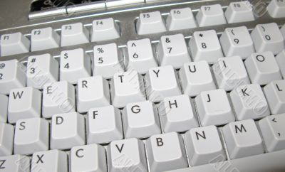Dusty Keyboard