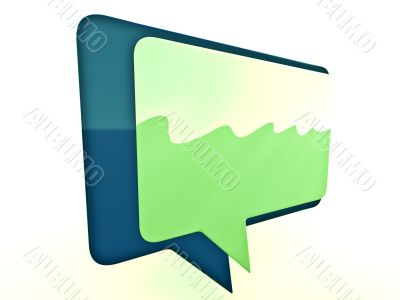 Color chat box