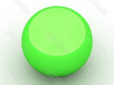 Colourful magic sphere