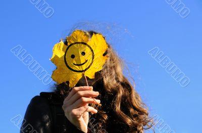 smile in face