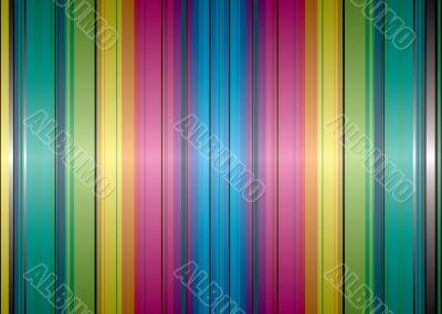 rainbow band background