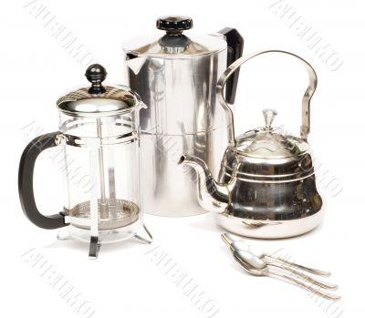 metal utensils