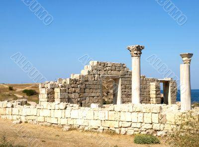 Ancient Ruins of Khersones