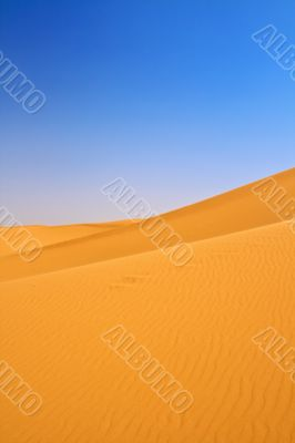 sand dunes - Erg Chebbi