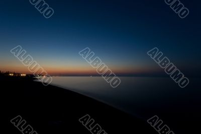 Dawn: before the sunrise