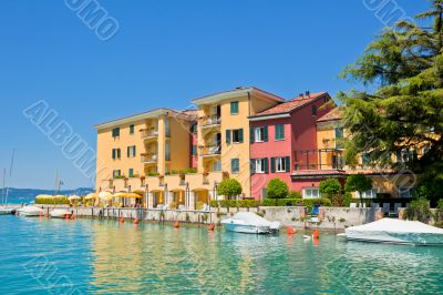 Hotel in Sirmione, Italy