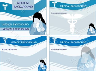 4 Medical backgrounds, cold & cough, illness, Preventive mainten