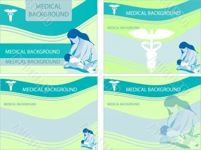 4 Medical backgrounds Pregnancy, childbirth, motherhood, care of