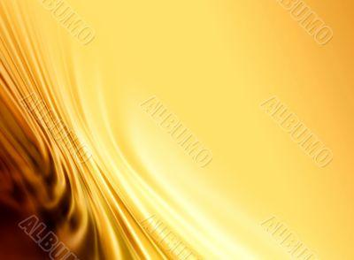 Abstraction  golden background for   design