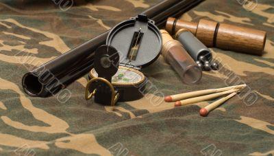 The hunting still-life.
