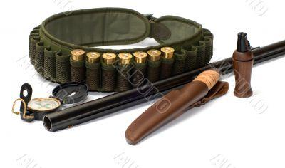 Ammunition.