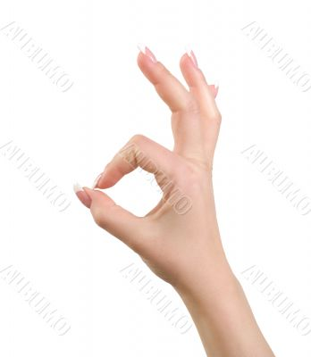Gesture ok.