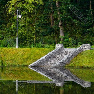 Geometrical landscape