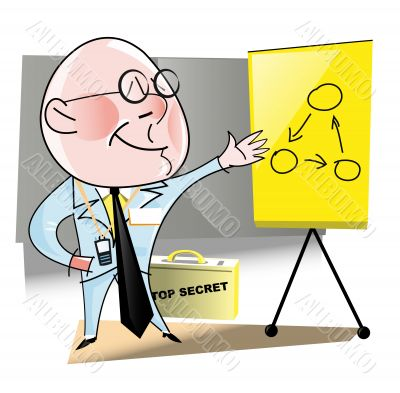 Top Secret Presentation