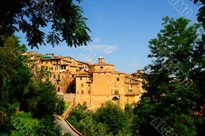 Center Of Siena