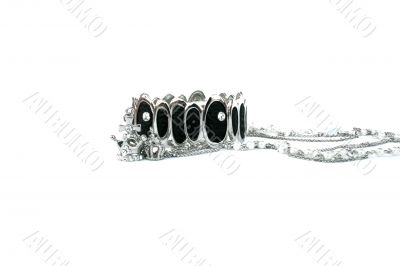 Bracelet and crowns