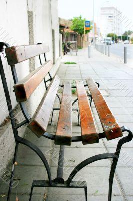 Alone bench