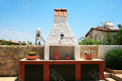 Cyprus stove
