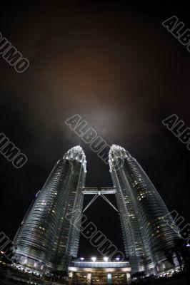 Petronas, Twin Towers