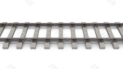 3d rails horizontal