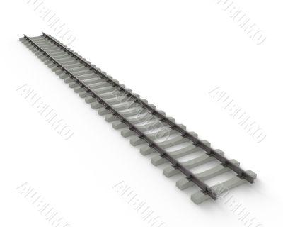 Stock of rails