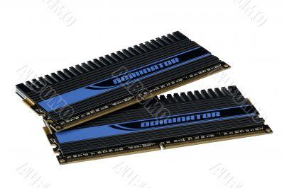 Computer memory, hyper DoF.