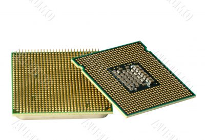 Two CPU, hyper DoF.