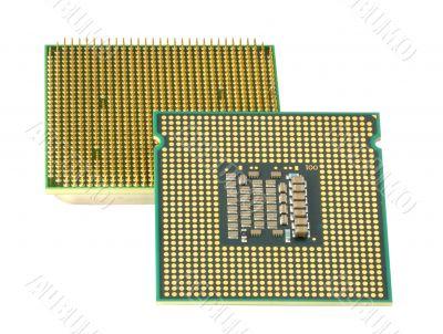 Two CPU, hyper DoF.