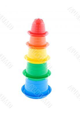 Baby pyramid sombrero form