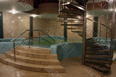Swimmingpool Indoor