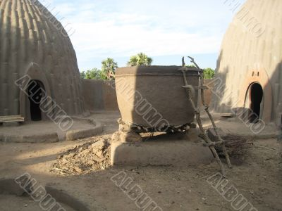 traditional architecture in Cameroon