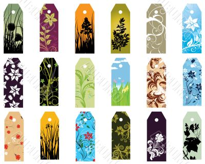 bookmarks set