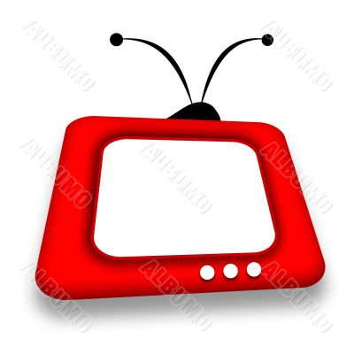 Friendly retro TV