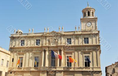 Hotel de ville, Arles