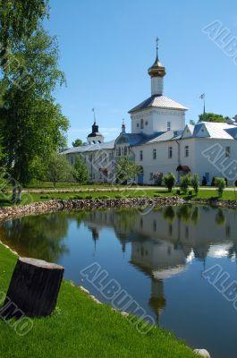 Saint Nicholas Church in The Tolga Convent