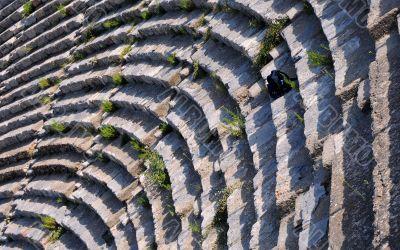 Ephesus Theater Fragment