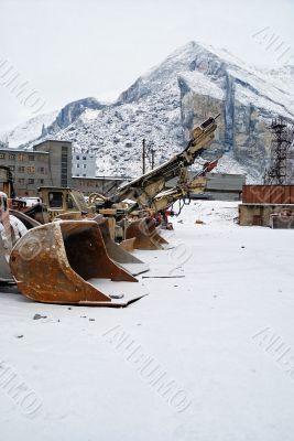 technique for mining