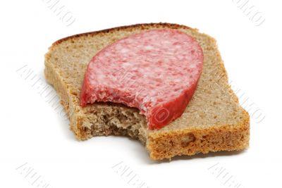 Sandwich with Bite