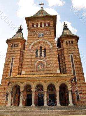 Cathedral Timisoara