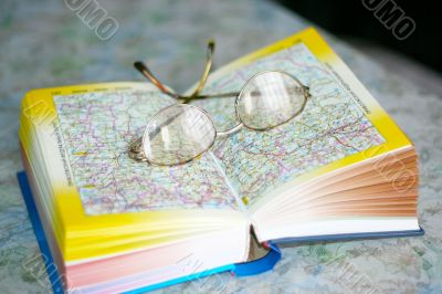 geographical atlas