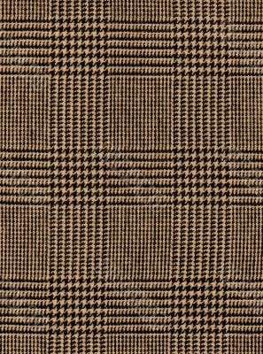 Checked plaid texture